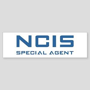 NCIS SPECIAL AGENT Sticker (Bumper)
