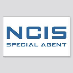 NCIS SPECIAL AGENT Sticker (Rectangle)