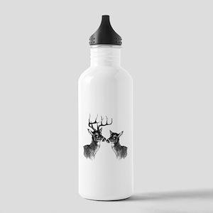 Buck and Doe Water Bottle