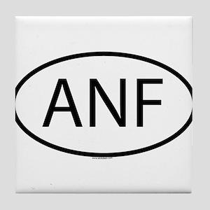 ANF Tile Coaster