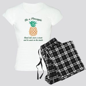 Be A Pineapple Women's Light Pajamas