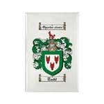 Todd Coat of Arms Rectangle Magnet (10 pack)