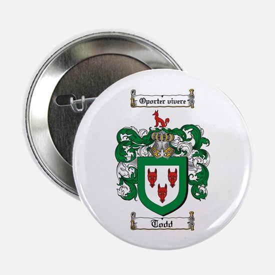 """Todd Coat of Arms 2.25"""" Button (100 pack)"""