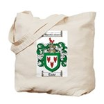 Todd Coat of Arms Tote Bag
