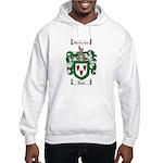 Todd Coat of Arms Hooded Sweatshirt