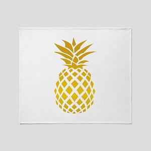 Pineapple Stadium Blanket