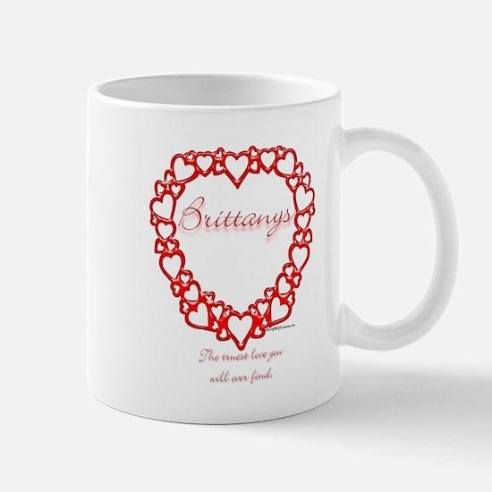 Brittany True Mug