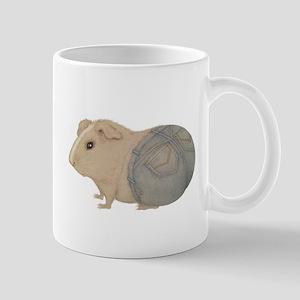 Piggie in Jeans Mugs
