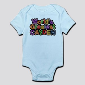Worlds Greatest Cayden Body Suit