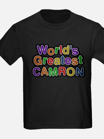 Worlds Greatest Camron T-Shirt