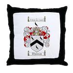 Thomas Coat of Arms Throw Pillow