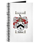Thomas Coat of Arms Journal