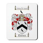 Thomas Coat of Arms Mousepad