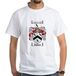 Thomas Coat of Arms White T-Shirt