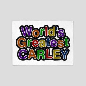 World's Greatest Carley 5'x7' Area Rug