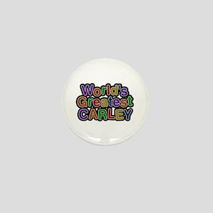 World's Greatest Carley Mini Button