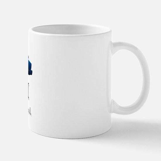 Mustang II Mug