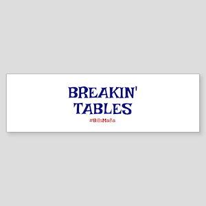 Playoffs! Bumper Sticker