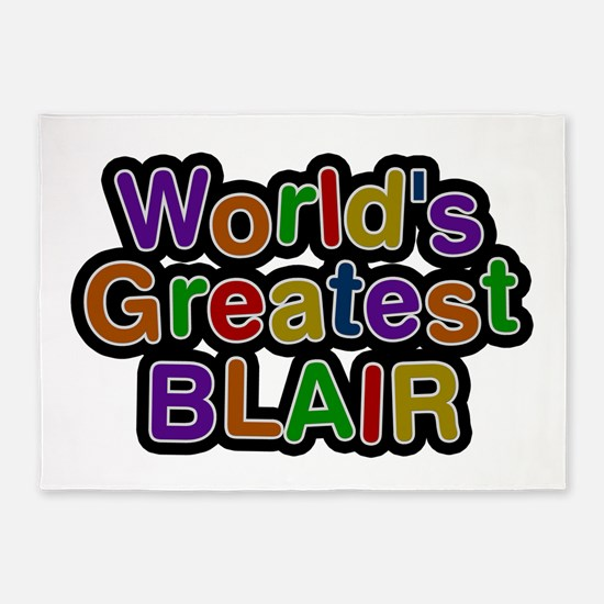 World's Greatest Blair 5'x7' Area Rug