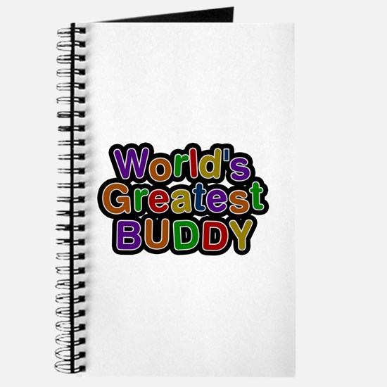 World's Greatest Buddy Journal