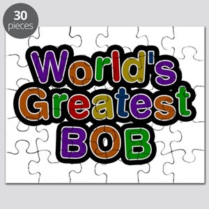 World's Greatest Bob Puzzle