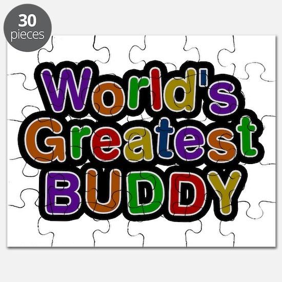 World's Greatest Buddy Puzzle