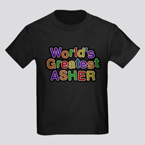 Worlds Greatest Asher T-Shirt