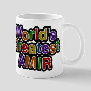 Worlds Greatest Amir Mugs