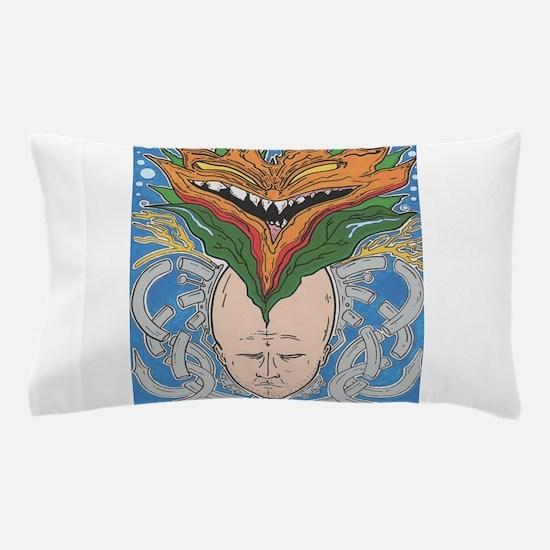Mind Blown Pillow Case