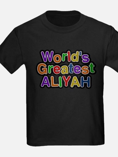 Worlds Greatest Aliyah T-Shirt