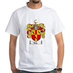 Tate Coat of Arms White T-Shirt