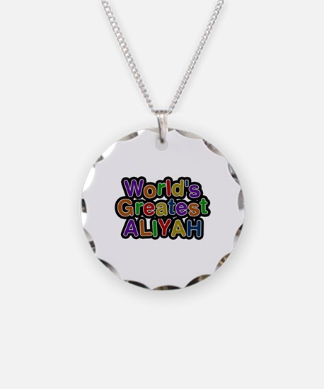 World's Greatest Aliyah Necklace