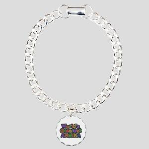 World's Greatest Annika Charm Bracelet