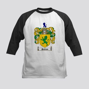 Sutton Coat of Arms Kids Baseball Jersey