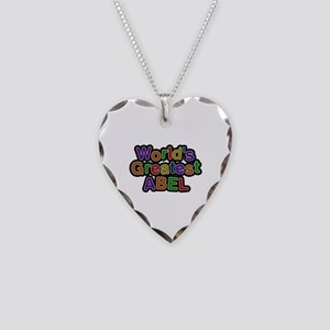World's Greatest Abel Heart Necklace