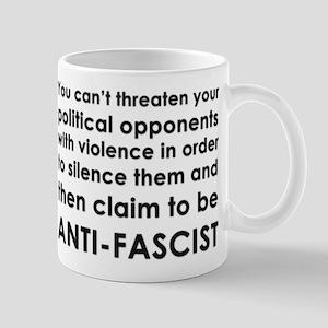 Violent Anti-Fascists Mugs