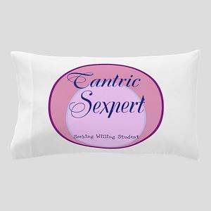 Tantric Sexpert Pillow Case