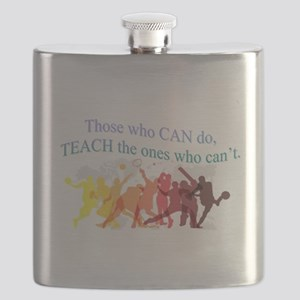 Athletic Teachers Flask