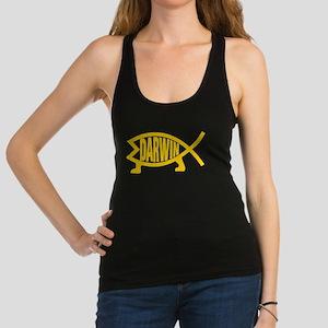 Original Darwin Fish (Mustard) Tank Top