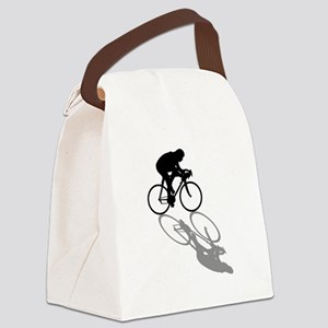 Cycling Bike Canvas Lunch Bag