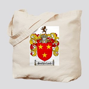 Sutherland Coat of Arms Tote Bag