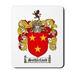 Sutherland Coat of Arms Mousepad