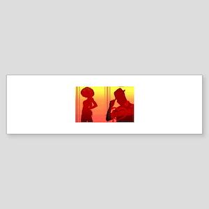 So In Love Bumper Sticker