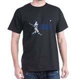 Touchdown baseball Mens Classic Dark T-Shirts