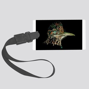 Greater Roadrunner Large Luggage Tag