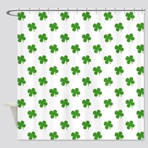 WHO'S YOUR PADDY? Shower Curtain