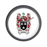 Strickland Coat of Arms Wall Clock
