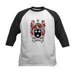 Strickland Coat of Arms Kids Baseball Jersey