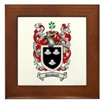 Strickland Coat of Arms Framed Tile