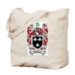 Strickland Coat of Arms Tote Bag